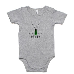 Born With Mana - Pepi/Baby Bodysuit Thumbnail